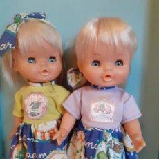 Otras Muñecas de Famosa: DOS BONITAS MUÑECAS TINA DE FAMOSA. Lote 214261887