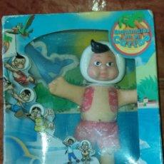 Otras Muñecas de Famosa: WANOOK . ESQUIMALES EN EL CARIBE. EN BLISTER. FAMOSA. AÑOS 80. Lote 215382080