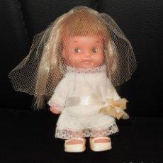 Otras Muñecas de Famosa: TIN TAN NOVIA DE FAMOSA,CON VELO Y RAMO DE FLORES,AÑOS 70. Lote 215564730