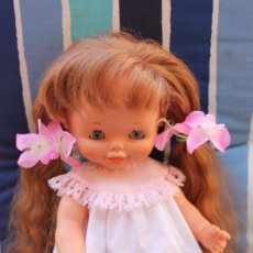 Otras Muñecas de Famosa: ANTIGUA MUÑECA DE FAMOSA , CAROLIN PELIRROJA ,OLD DOLL,POUPEE. Lote 215656148