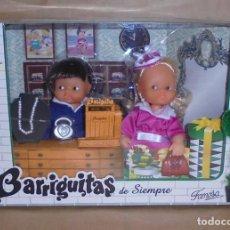 Otras Muñecas de Famosa: MUÑECA BARRIGUITAS DE SIEMPRE - FAMOSA - 75 ANIVERSARIO CORTE INGLÉS - BOUTIQUE - TIENDA. Lote 217113032