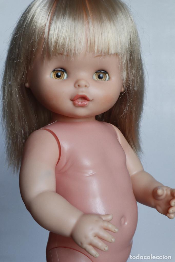 Otras Muñecas de Famosa: Carol de famosa. De los años 70. Para reparar. Con su vestido original - Foto 6 - 217939981