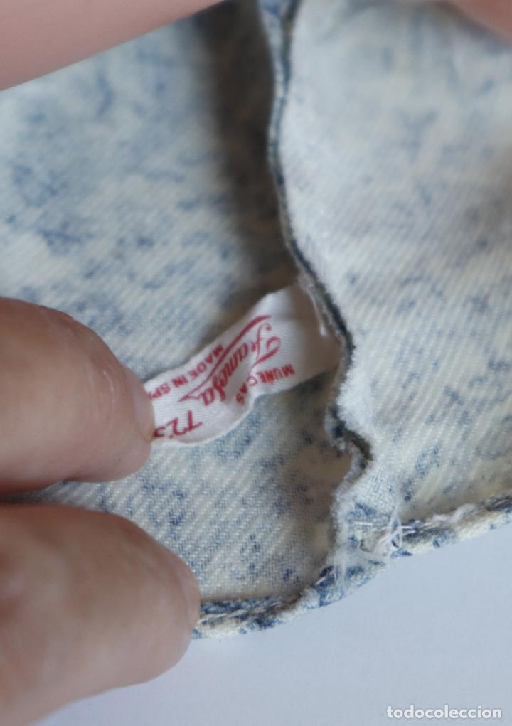 Otras Muñecas de Famosa: Carol de famosa. De los años 70. Para reparar. Con su vestido original - Foto 8 - 217939981