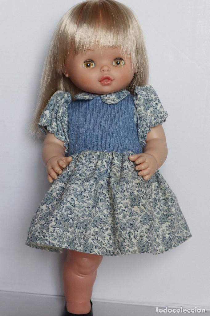 Otras Muñecas de Famosa: Carol de famosa. De los años 70. Para reparar. Con su vestido original - Foto 2 - 217939981