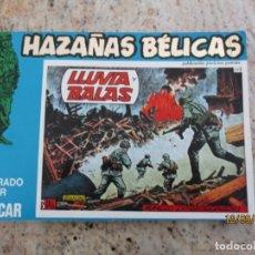Otras Muñecas de Famosa: HAZAÑAS BELICAS RETAPADO TOMO INCLUYE VOLUMENES 157-158-159-160. Lote 218025685
