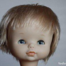 Otras Muñecas de Famosa: CABEZA CHIQUITÍN DE FAMOSA AÑOS 70. Lote 218490363