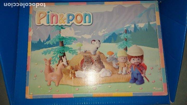 PINYPON ANIMALES- PIN Y PON (Juguetes - Muñeca Española Moderna - Otras Muñecas de Famosa)