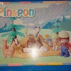 Otras Muñecas de Famosa: PINYPON ANIMALES- PIN Y PON. Lote 218974268