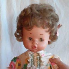 Otras Muñecas de Famosa: PRECIOSA MUÑECA BEBE DE FAMOSA DESCONOZCO SU NOMBRE 54CM APROXIMADAMENTE. Lote 219728492