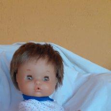 Otras Muñecas de Famosa: MUÑECO NENUCO DE FAMOSA CASTAÑO 69 EN NUCA. Lote 220647075