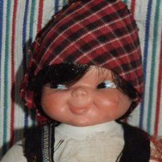 Otras Muñecas de Famosa: MUÑECO RISITAS DE FAMOSA CON TRAJE REGIONAL. Lote 222006982