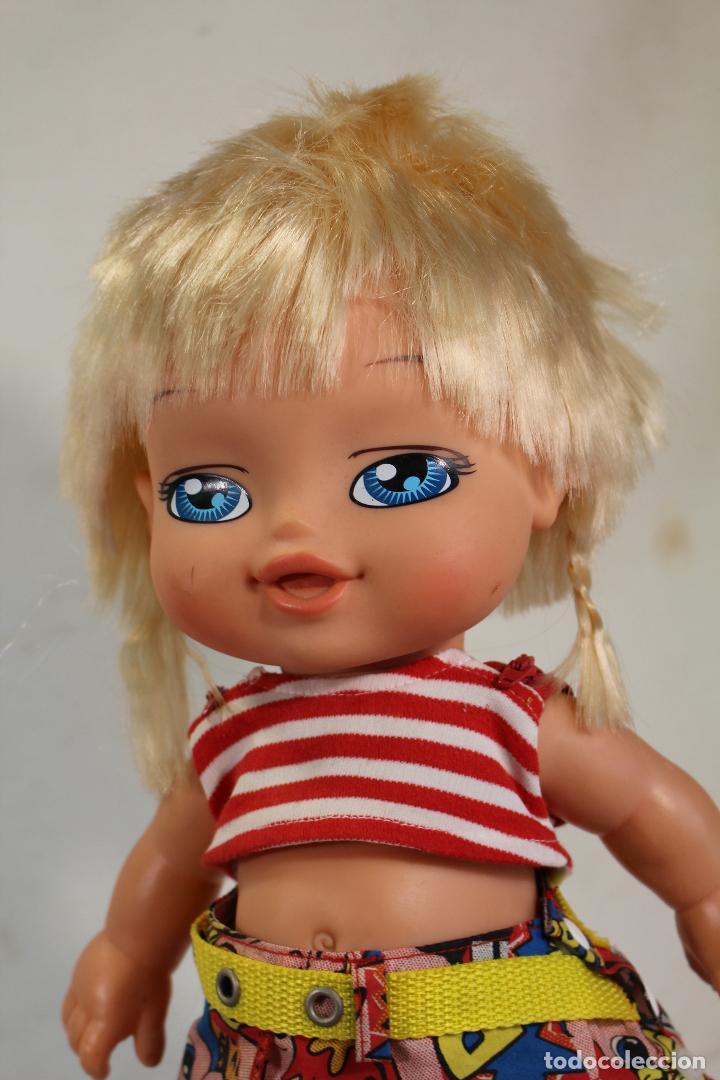 Otras Muñecas de Famosa: Muñeca de FAMOSA, (S-1979-04) MEGAN BYTE ( JAGGETS, 35 CM - Foto 2 - 222305841
