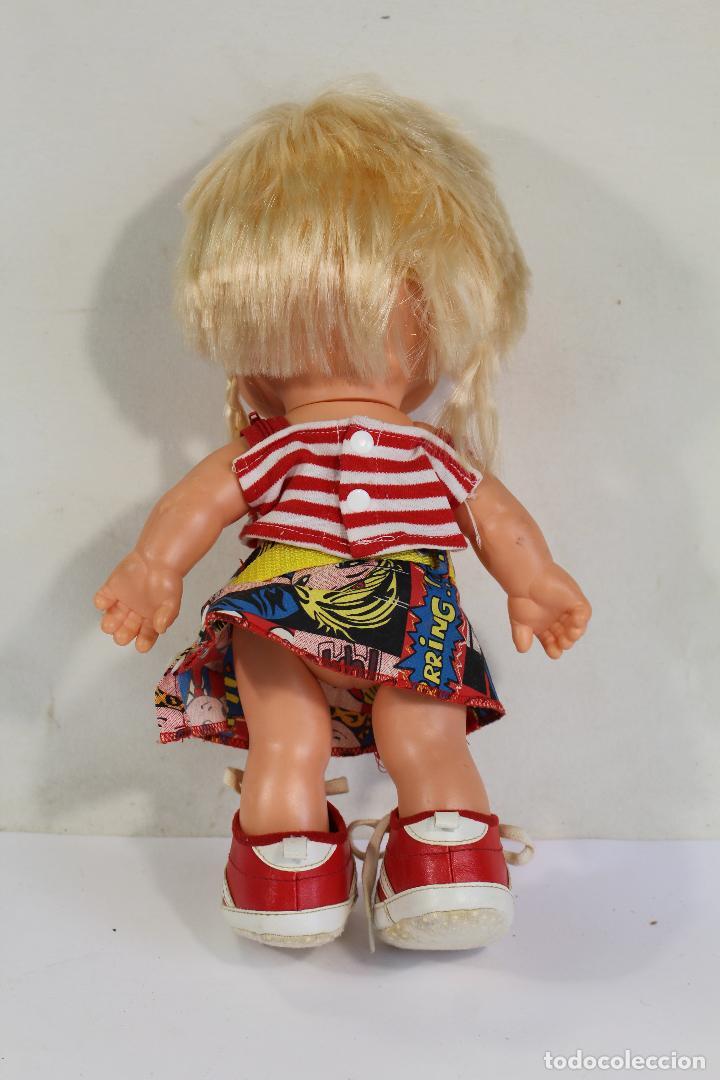 Otras Muñecas de Famosa: Muñeca de FAMOSA, (S-1979-04) MEGAN BYTE ( JAGGETS, 35 CM - Foto 4 - 222305841