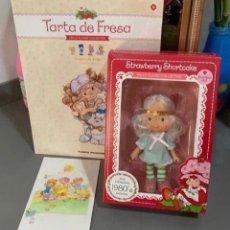 Otras Muñecas de Famosa: MUÑECA TARTA DE FRESA NUM 9. Lote 222317751