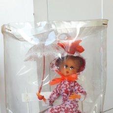 Otras Muñecas de Famosa: ANTIGUA MUÑECA LAYNA NUEVA EN SU CAJA. Lote 222395328