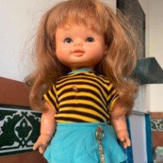 Otras Muñecas de Famosa: MUÑECA DE FAMOSA MALENI PELIRROJA OJOS MARGARITA.. Lote 223149738