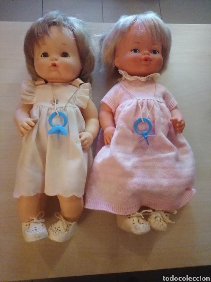 Otras Muñecas de Famosa: Pareja de antiguas muñeca NENUCO de FAMOSA - Foto 2 - 223768022