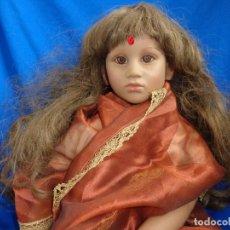 Otras Muñecas de Famosa: D'ANTON JOS - ESPETACULAR MUÑECA D'ANTON JOS HINDÚ VER FOTOS! SM. Lote 224869097