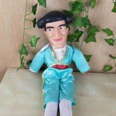 Otras Muñecas de Famosa: MUÑECO TORERO DUO SACAPUNTAS. Lote 226642610
