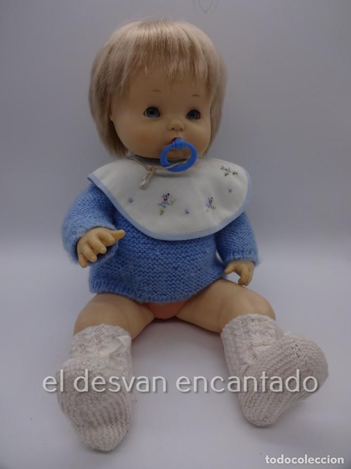ANTIGUO MUÑECO NENUCO DE FAMOSA. MADE IN SPAIN. BUEN ESTADO (Juguetes - Muñeca Española Moderna - Otras Muñecas de Famosa)