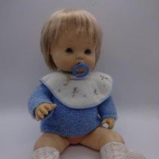 Otras Muñecas de Famosa: ANTIGUO MUÑECO NENUCO DE FAMOSA. MADE IN SPAIN. BUEN ESTADO. Lote 227054390