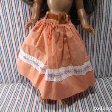 Otras Muñecas de Famosa: NANCY, FALDA ORIGINAL ETIQUETA FAMOSA. Lote 229132940