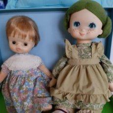 Otras Muñecas de Famosa: DOS MUÑECAS DE FAMOSA, CUERPO DE TRAPO.. Lote 230695155