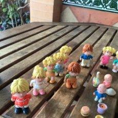 Otras Muñecas de Famosa: LOTE DE FIGURAS DE PIN Y PON DE FAMOSA. SON DE LOS MODERNOS.. Lote 231117200