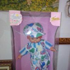 Otras Muñecas de Famosa: PRECIOSO MUÑECO AMOUR DE FAMOSA. NUEVO.. Lote 231438900