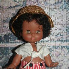Otras Muñecas de Famosa: MUÑECA MAY DE FAMOSA NEGRITA NEGRA. Lote 232023340