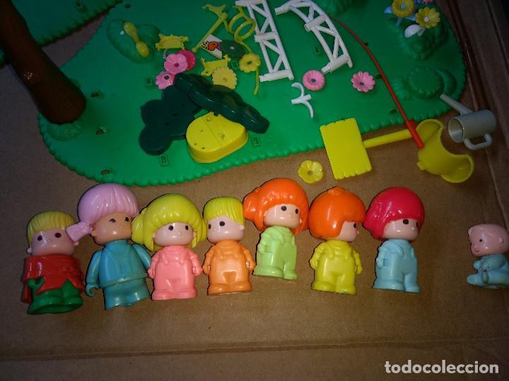 Otras Muñecas de Famosa: LOTE 8 MUÑECOS Y ASCESORIOS PIN Y PON. AÑOS 80-90 - Foto 2 - 273749173