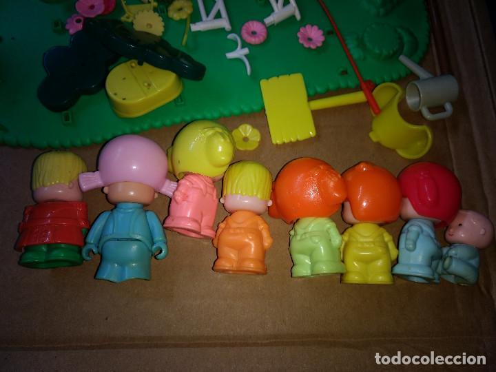 Otras Muñecas de Famosa: LOTE 8 MUÑECOS Y ASCESORIOS PIN Y PON. AÑOS 80-90 - Foto 5 - 273749173