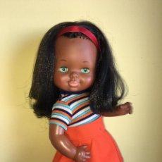 Otras Muñecas de Famosa: NANCY MUÑECA GRACIOSA FAMOSA NEGRA NUEVA. Lote 232397820