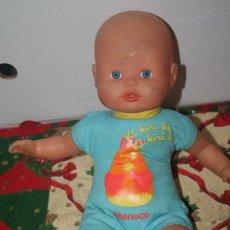 Otras Muñecas de Famosa: MUÑECO NENUCO TRAPO. Lote 232715761