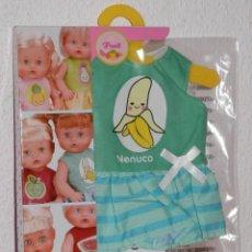 Otras Muñecas de Famosa: CONJUNTO DE ROPA PARA NENUCO - FAMOSA. Lote 233989330