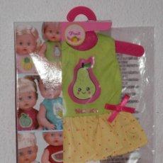 Otras Muñecas de Famosa: CONJUNTO DE ROPA PARA NENUCO - FAMOSA. Lote 233989720