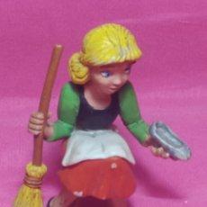 Otras Muñecas de Famosa: FIGURA CENICIENTA DE LOS 80. Lote 235156365