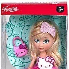 Otras Muñecas de Famosa: MUÑECAS FAMOSA - COLECCIÓN DE HELLO KITTY - YANIA, ISABELLA Y TELMA. Lote 235190375