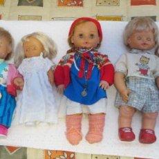 Otras Muñecas de Famosa: LOTE DE MUÑECAS DE FAMOSA, JESMAR, BERJUSA Y BELLA.. Lote 235515505