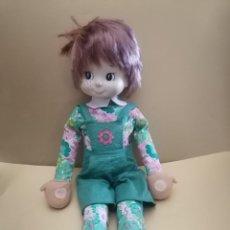 Otras Muñecas de Famosa: MUÑECO FAMOSA FIELTRO TELA GOMA AÑOS 60. Lote 236332180