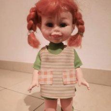 Otras Muñecas de Famosa: MUÑECA PIPI CALZAS LARGAS MARCA TOYSE ESPAÑA. Lote 236469485