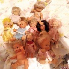 Outras Bonecas da Famosa: LOTE MUÑEQUITOS ANTIGUOS. Lote 236641440