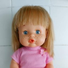 Otras Muñecas de Famosa: MUÑECA NENUCA CON PECAS. Lote 236816165