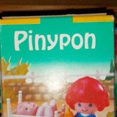 Otras Muñecas de Famosa: PIN Y PON 2432 PINYPON 2432- NIÑA CON BEBE Y CUNA. Lote 238040390