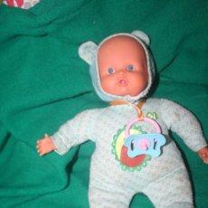 Otras Muñecas de Famosa: MUÑECA MUÑECO NENUCO NENUCA PEQUEÑO. Lote 238597850