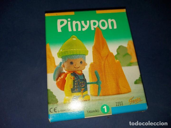 PIN Y PON, ALPINISTA REF 2203 DE FAMOSA (Juguetes - Muñeca Española Moderna - Otras Muñecas de Famosa)