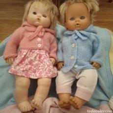 Otras Muñecas de Famosa: DOS NENUCOS SEGUN FOTOS. Lote 240954675