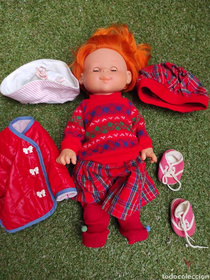 MUÑECA PELIRROJA (Juguetes - Muñeca Española Moderna - Otras Muñecas de Famosa)