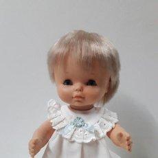 Otras Muñecas de Famosa: MUÑECO BEBE CHICO . REALIZADO POR FAMOSA . OJOS MARGARITA . MARCADO EN NUCA FAMOSA MADE IN SPAIN. Lote 243044190