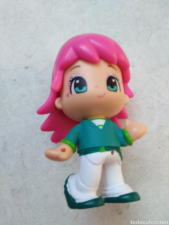 Otras Muñecas de Famosa: Lote de 10 muñecas pin y pon modernos ( famosa ) - Foto 4 - 246186890